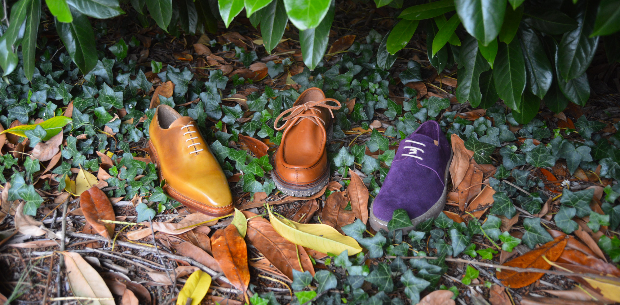 Creation of 100% French luxury shoes respecting the environment