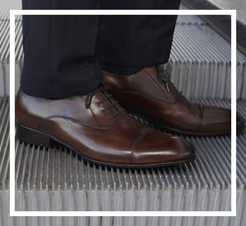 Brogues Joseph Malinge - luxury shoes made in France