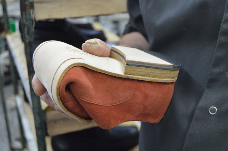 Luxury shoes in Joseph Malinge 100% French made ultra soft leather