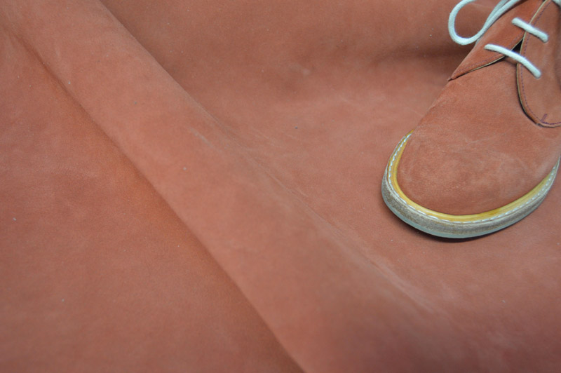 The quality of leather at the heart of the manufacture of luxury shoes Joseph Malinge